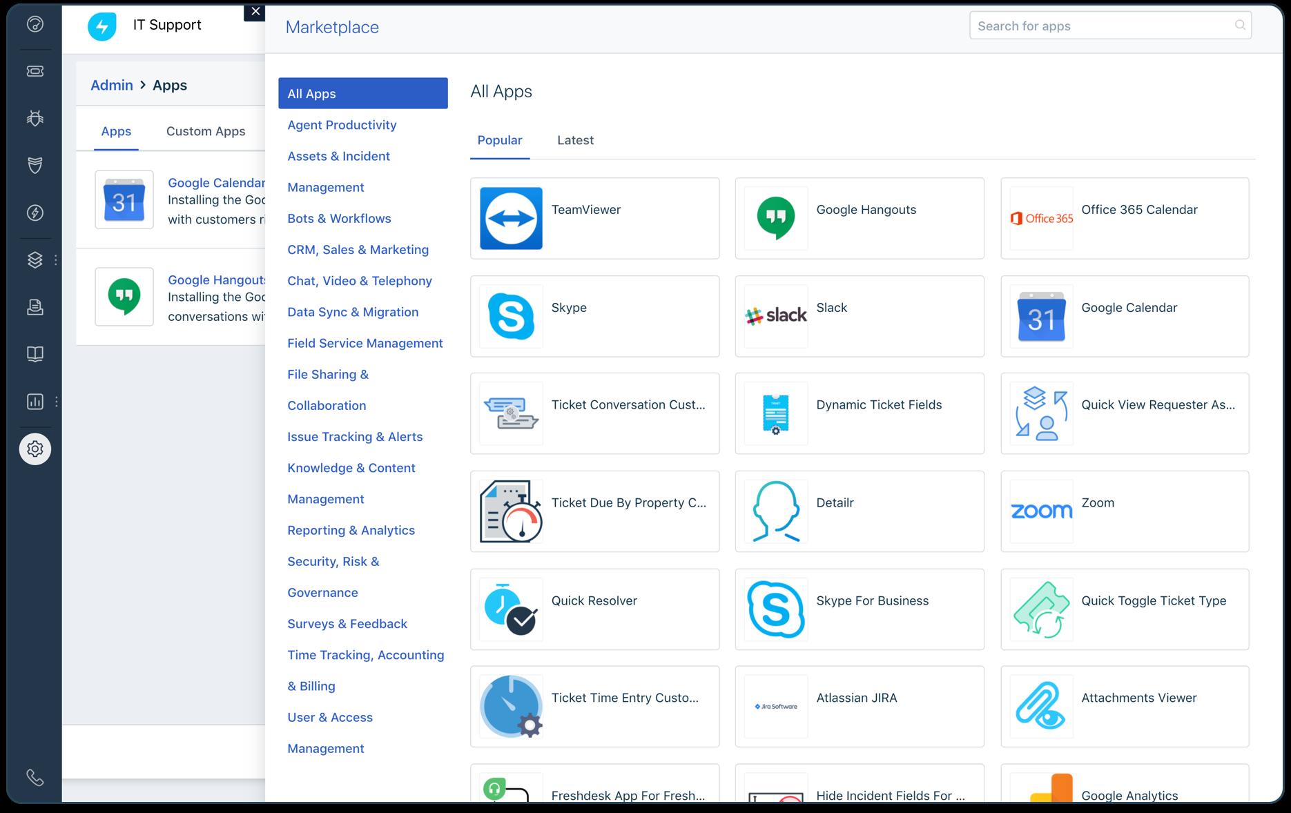 Freshservice-freshservice_marketplace_screenshot