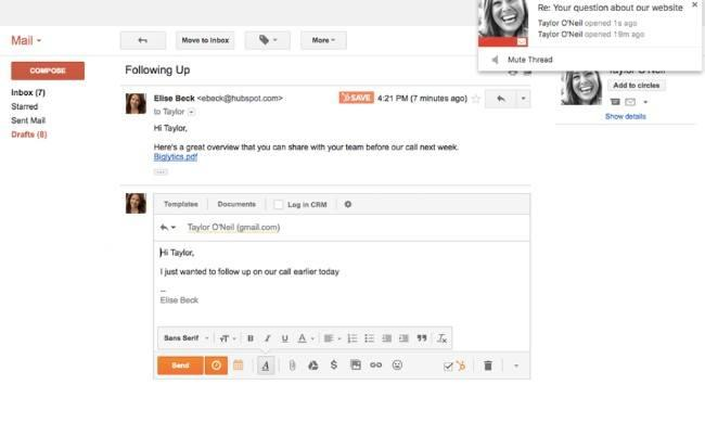 HubSpot CRM-automated_sales