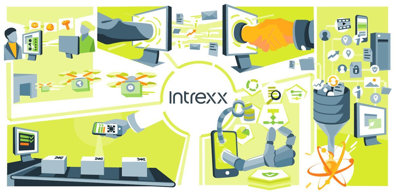Bewertungen Intrexx: Low-Code-Development-Software - Appvizer