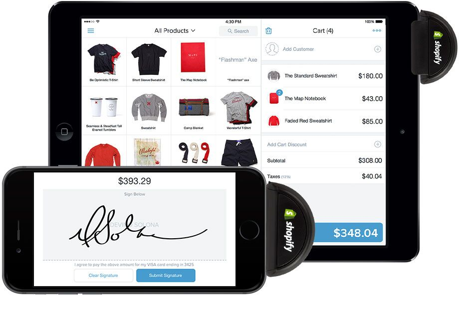Shopify: Online-Shop