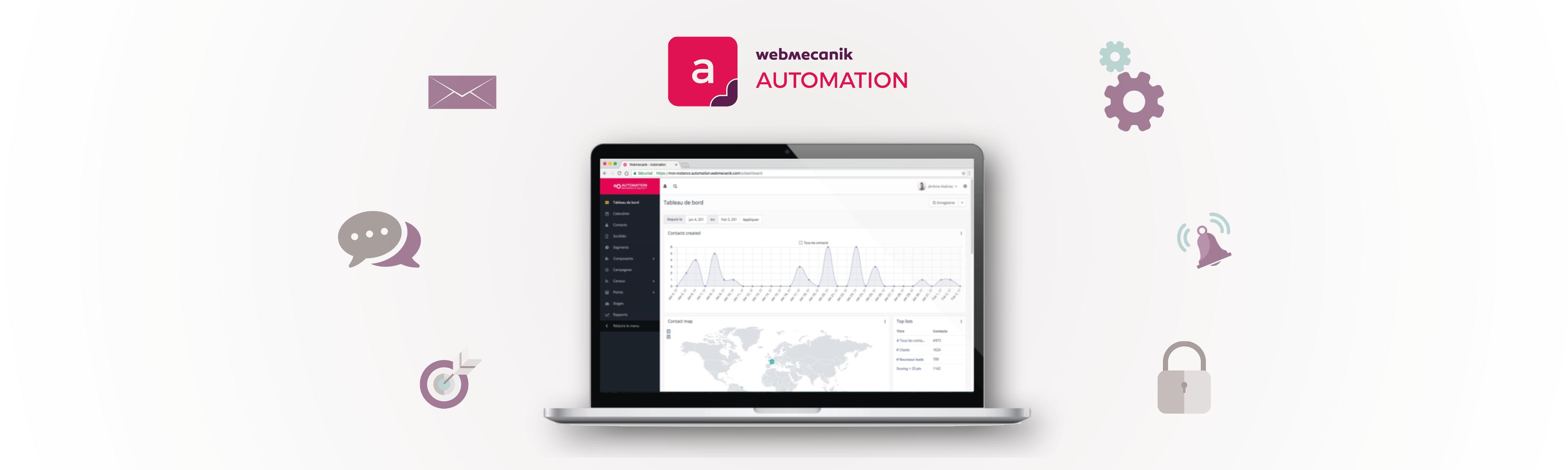 Bewertungen Webmecanik: Cloud-Marketing-Software Maßgeschneidert für Ihre Bedürfniss - appvizer