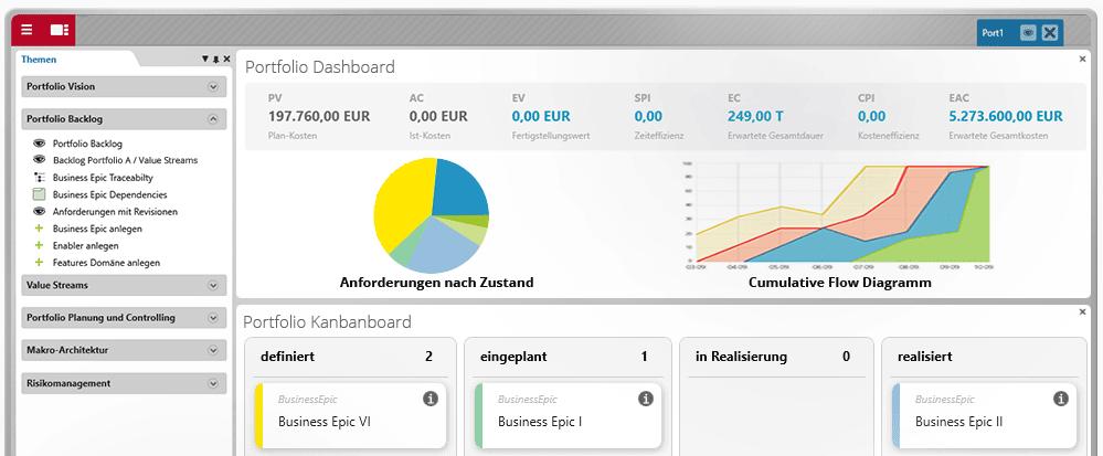 Bewertungen objectiF RPM: Die Unternehmenssoftware für mehr Business Agility - appvizer