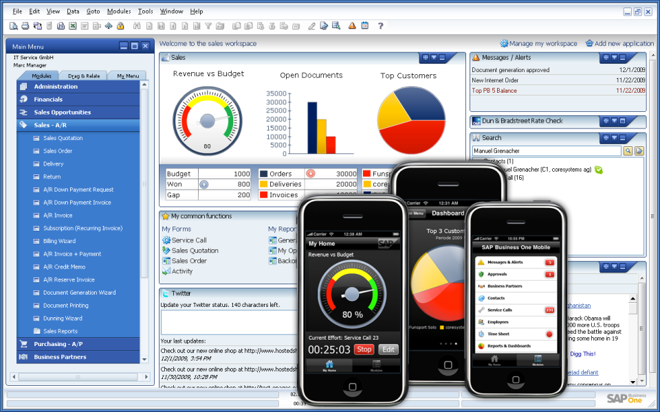 SAP Business One-Screenshot-2