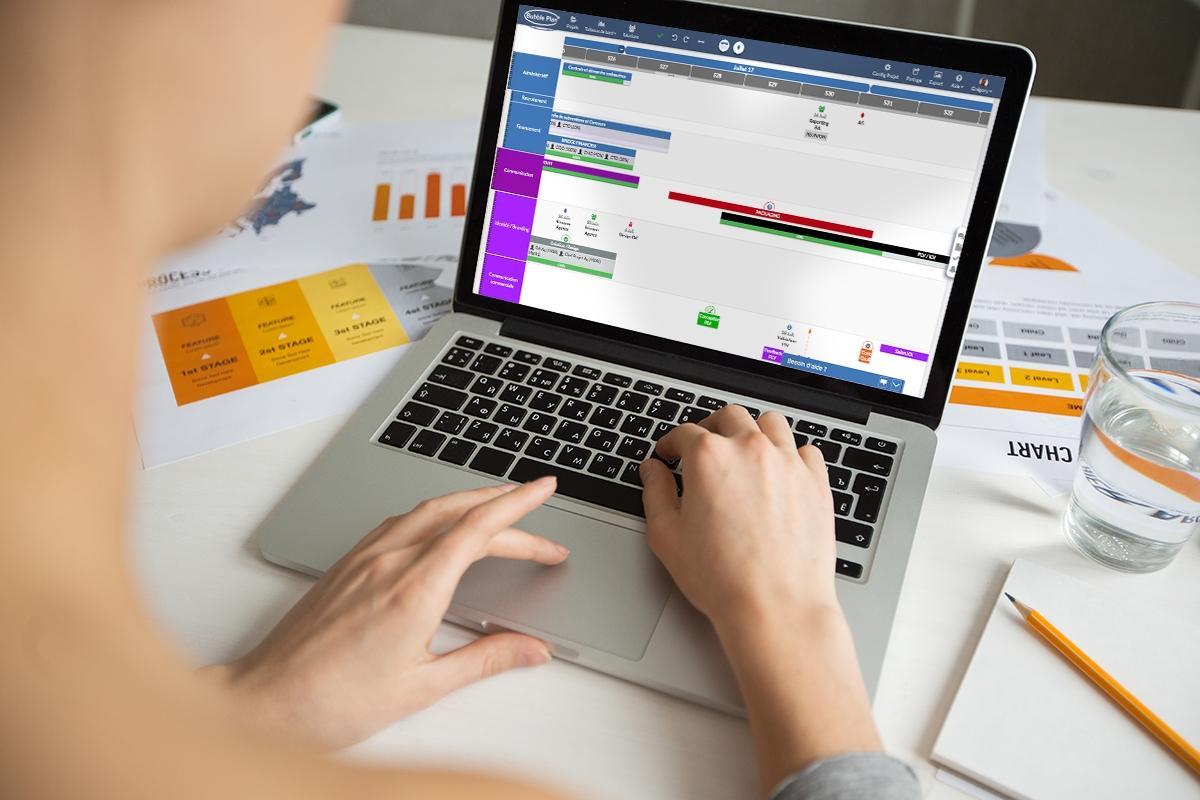 Bewertungen Bubble Plan: Visuelle Planung und Automatisierung der Projektverwaltung - appvizer