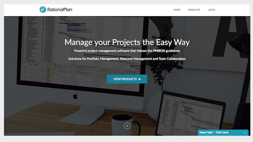 Bewertungen RationalPlan: Einfach zu bedienende Projektmanagement-Software - appvizer