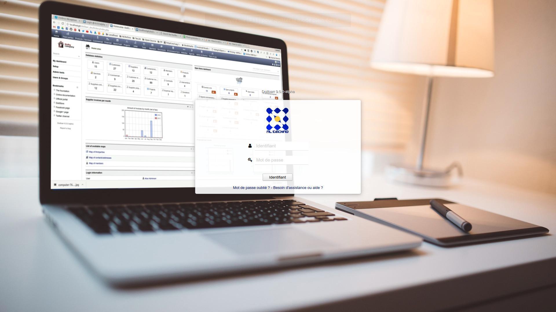 Bewertungen DoliCloud ERP CRM: Einfache Business Management Software (100% Cloud) - Appvizer