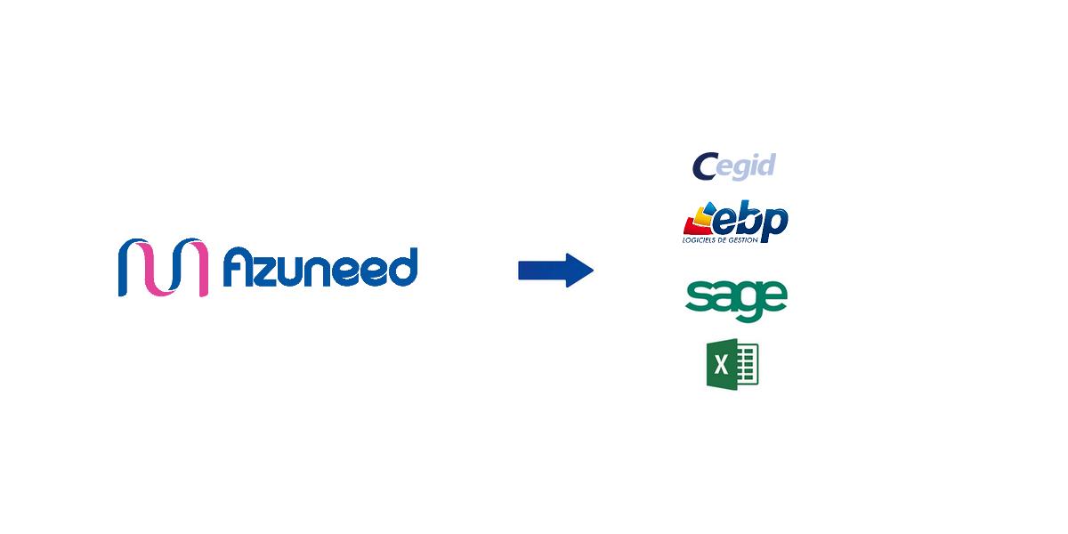 Payroll-Schnittstelle an alle SAGE Software, Cegid, EBP, QUADRA