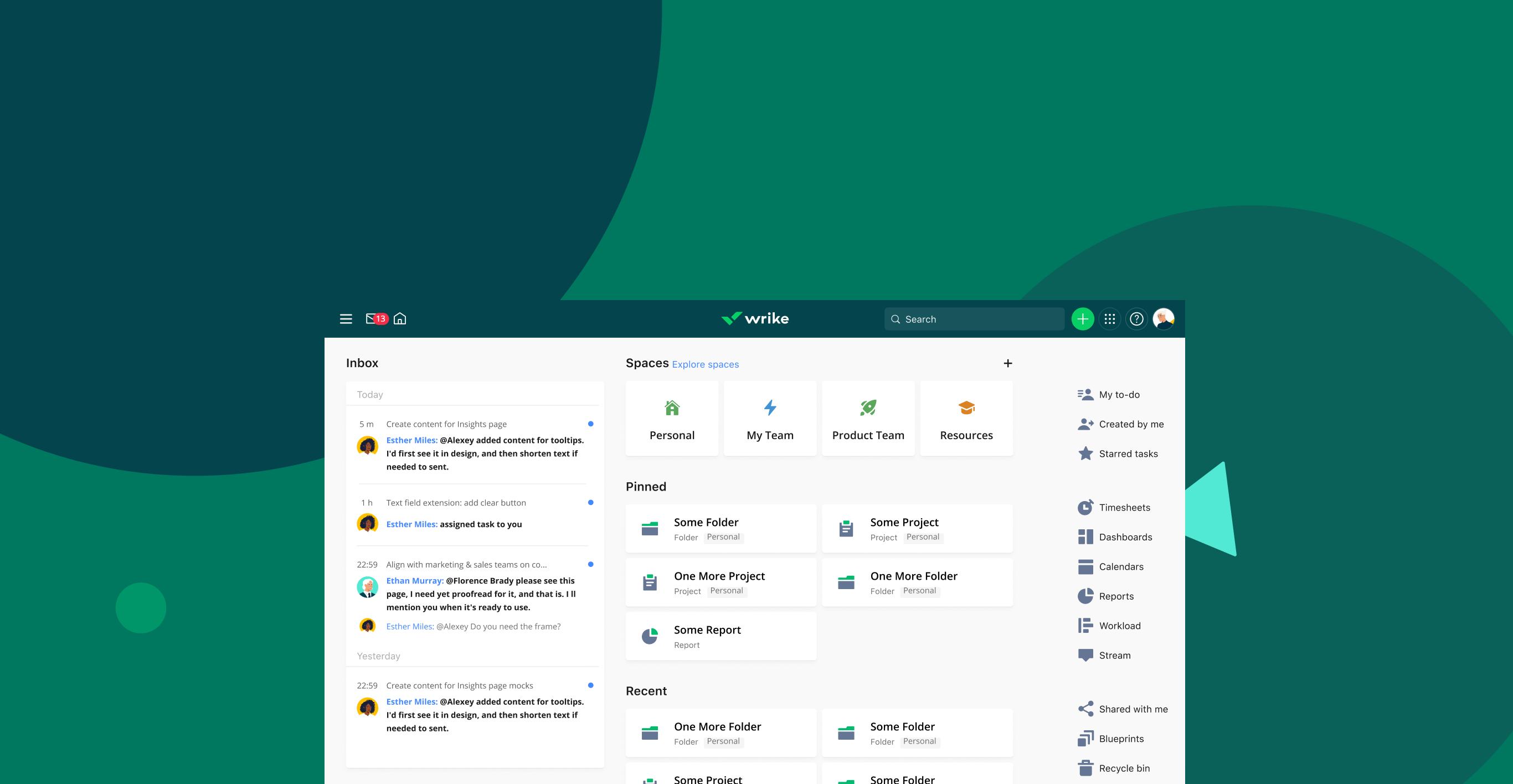Bewertungen Wrike: Produktivitätssteigernde Projektmanagement-Software - appvizer