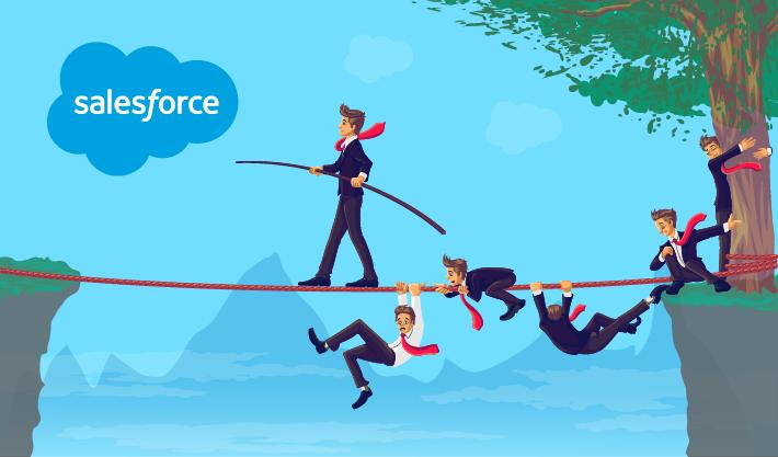 Bewertungen Sales Cloud: Die weltweite Nummer 1 beim CRM - Appvizer