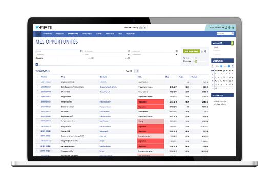 E-DEAL SALES Management von Geschäftsmöglichkeiten