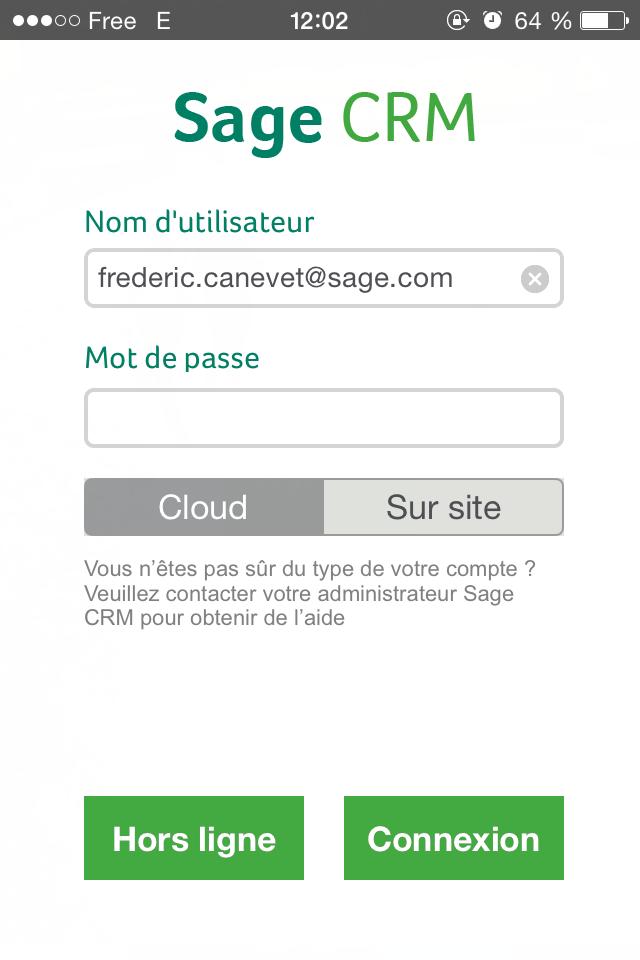 CRM: Layout und Themen Ordnung, Benutzerverwaltung