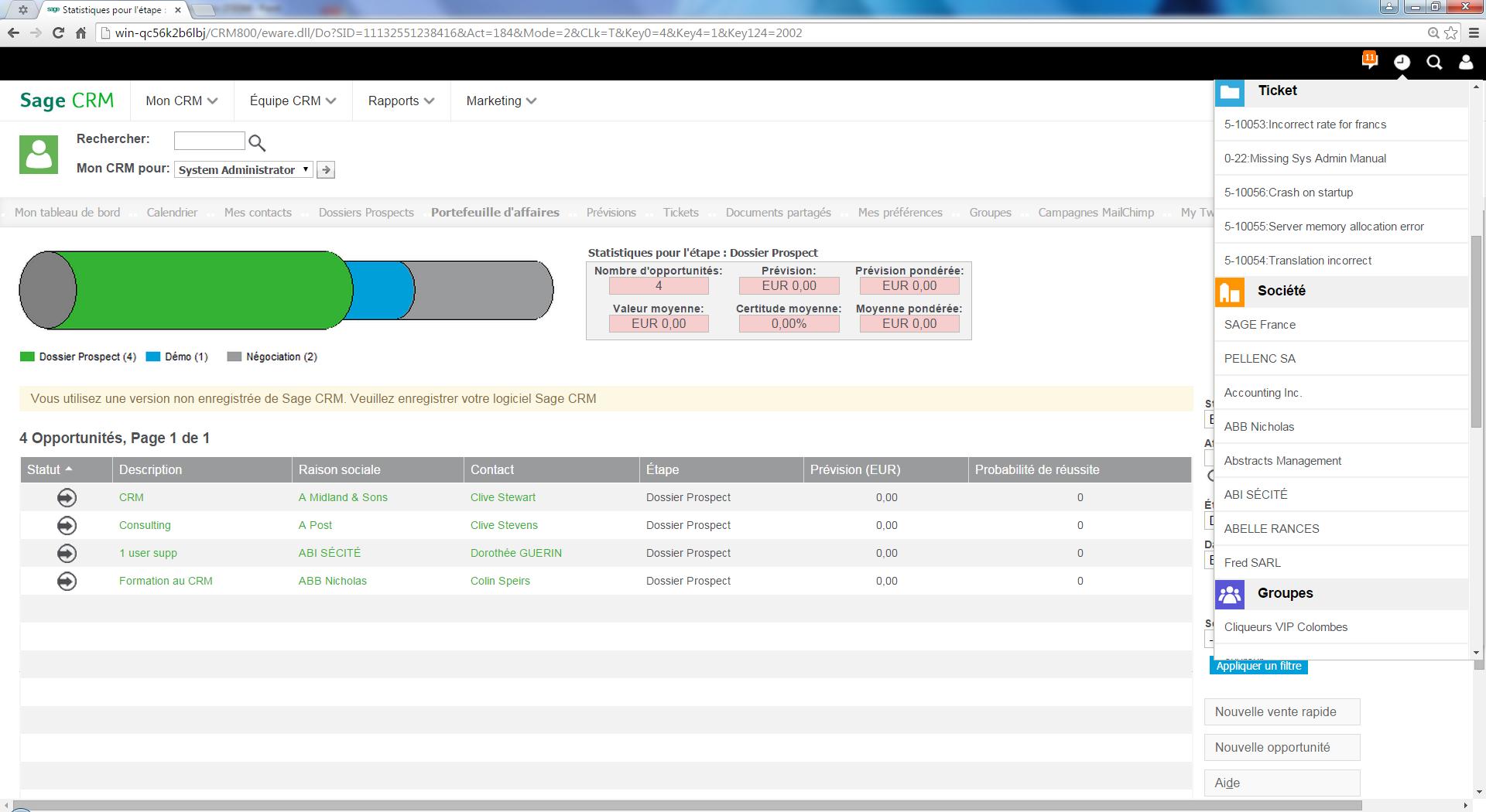 CRM: Adaptive Web-Schnittstelle, Basiswissen Wiki-Module