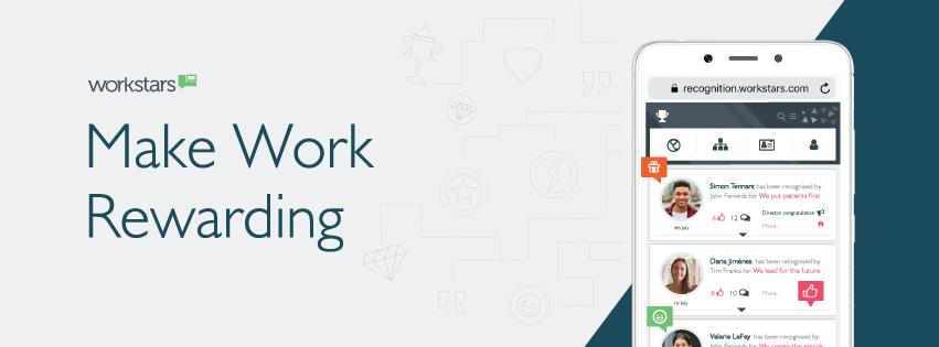 Bewertungen Workstars: Integrated social employee recognition & reward platform - appvizer