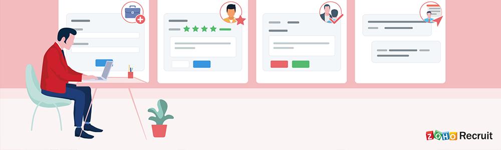 Bewertungen Zoho Recruit: Optimieren Sie Ihre Personalbeschaffung - appvizer