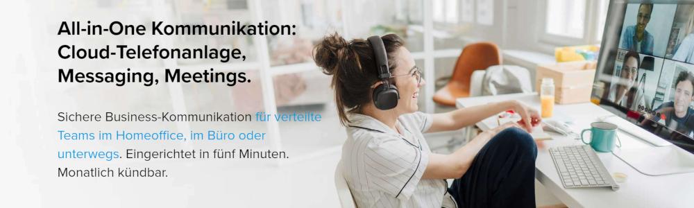 Bewertungen Placetel: All-in-one-Kommunikation: Telefonie, Messaging & Meetings - Appvizer