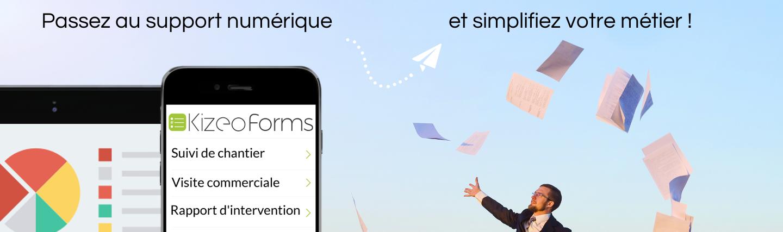 Bewertungen Kizeo Forms: Digitale, individuell angepasste und mobile Berichte - Appvizer