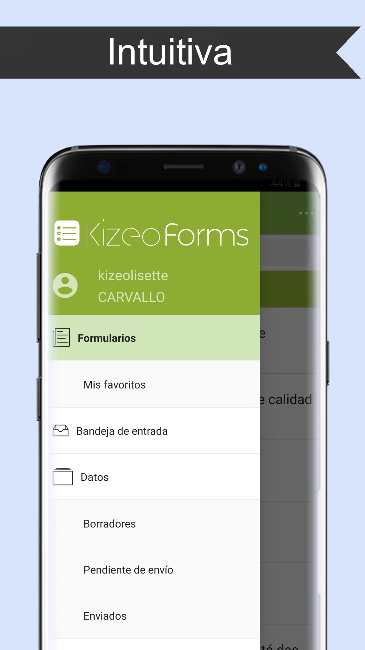 Kizeo Forms-intuitiva