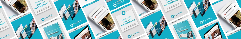 Bewertungen Origami Marketplace: Schlüsselfertige Lösung zur Erstellung Ihres Marktplatzes - appvizer