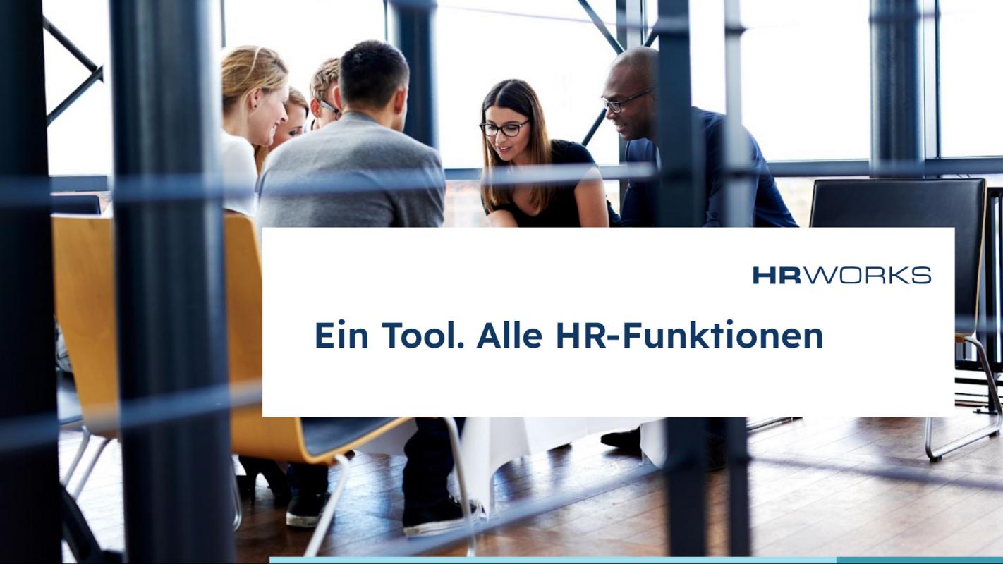 Bewertungen HRworks: Die Universal HR Software - appvizer