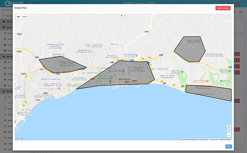 Optima-CRM-Urbanisations-assignment