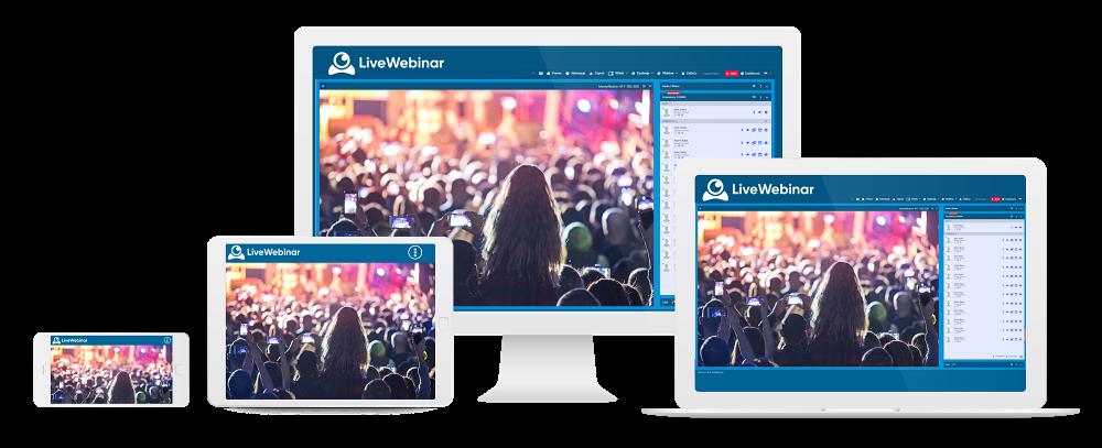 Bewertungen LiveWebinar: Die fortschrittlichste Webinar-Software überhaupt - Appvizer