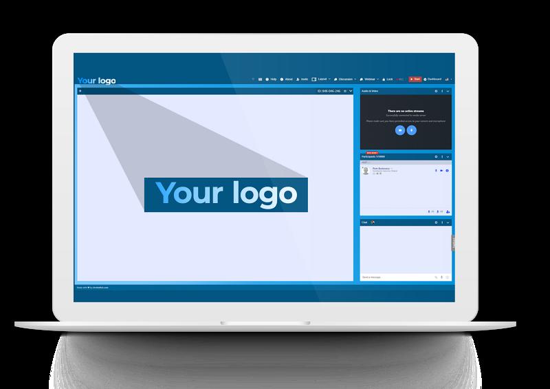 LiveWebinar-Live Webinar branding