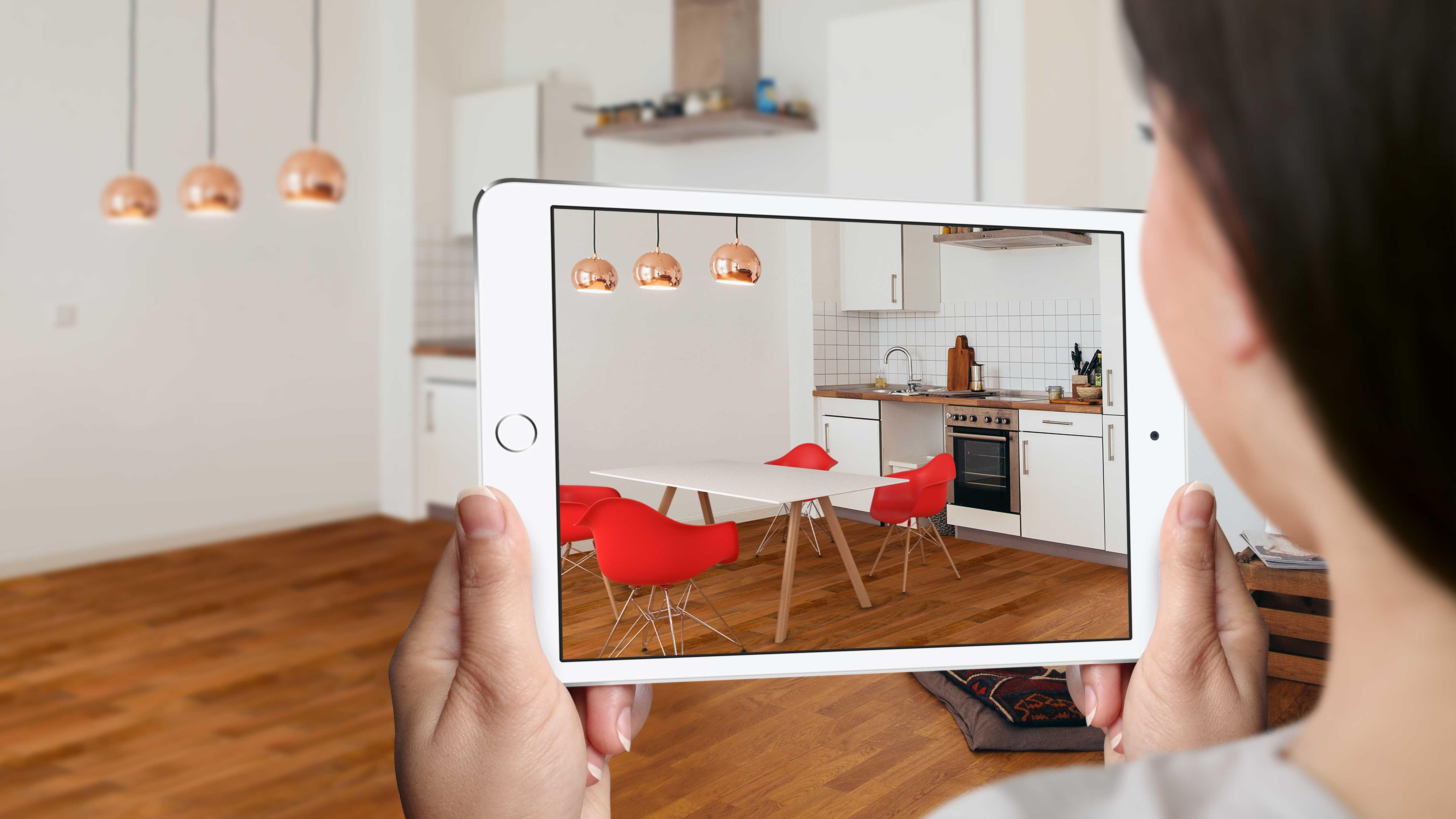 See furniture live in your room with Augmented Reality