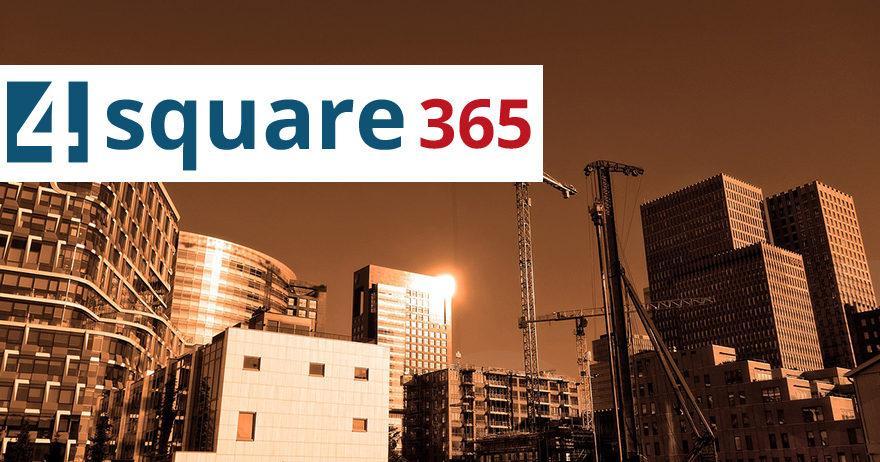 Bewertungen 4square365: CRM-System für den Immobilienvertrieb - Appvizer