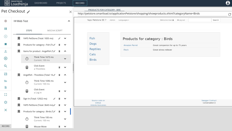 Bewertungen LoadNinja: Web Performance Testing auf der Cloud - appvizer