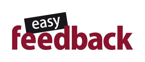 Bewertungen easyfeedback: Treffen Sie bessere Entscheidungen mit Feedback aus Umfragen - appvizer