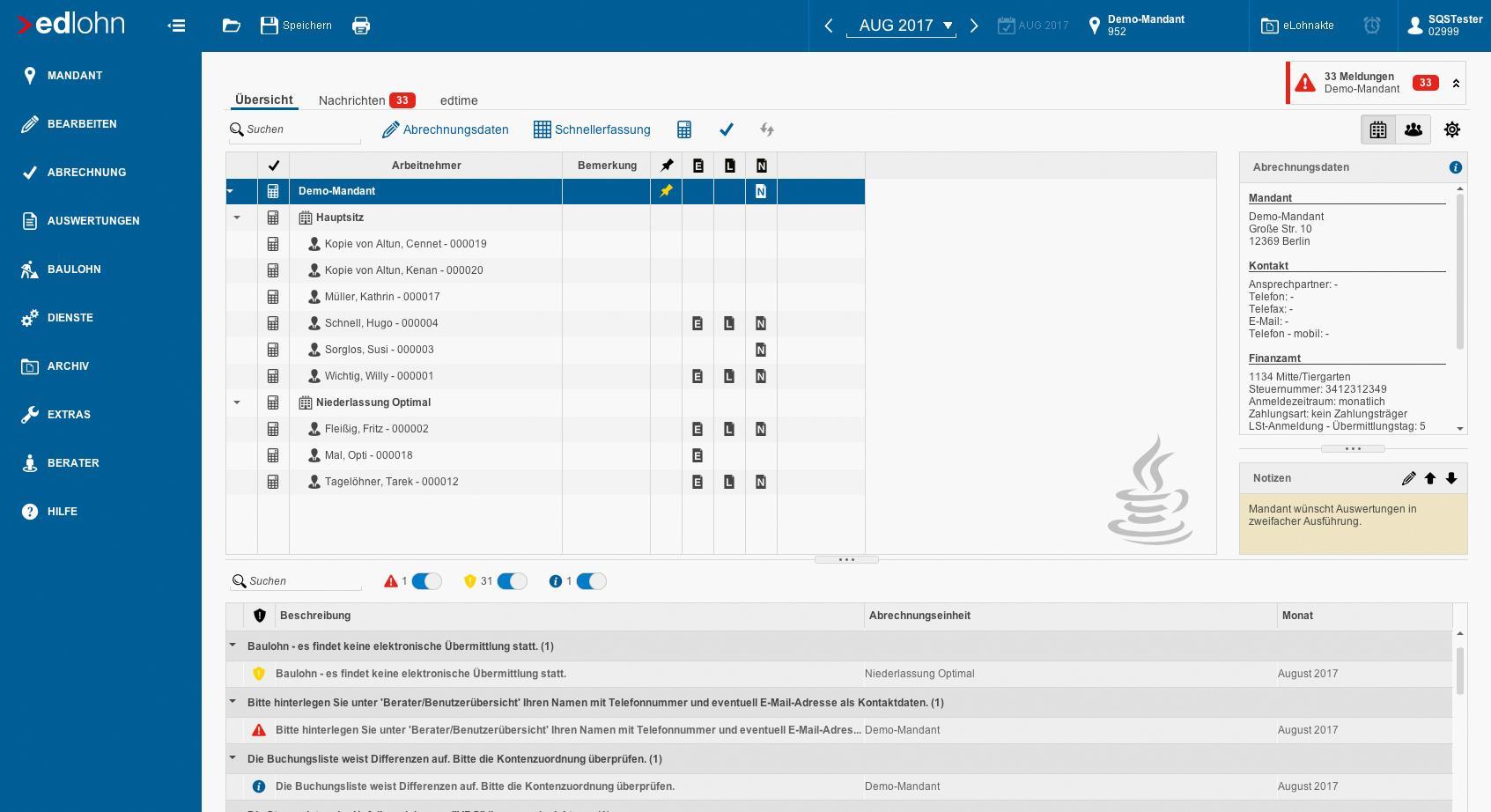 Bewertungen edlohn: Lohnabrechnung für KMUs - appvizer