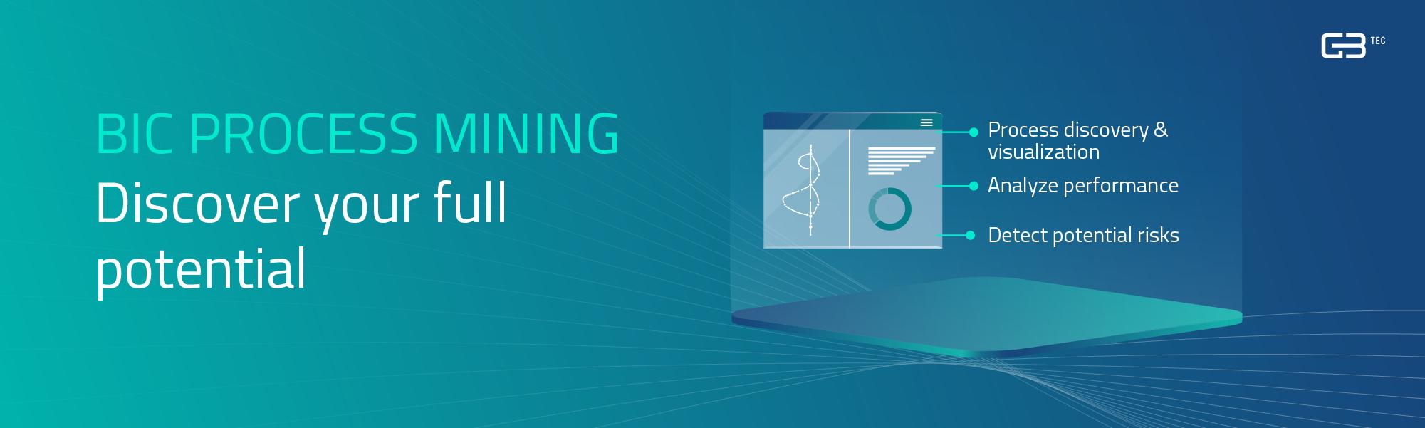 Bewertungen BIC Process Mining: Behalten Sie den Überblick über Ihre digitalen Prozesse - Appvizer