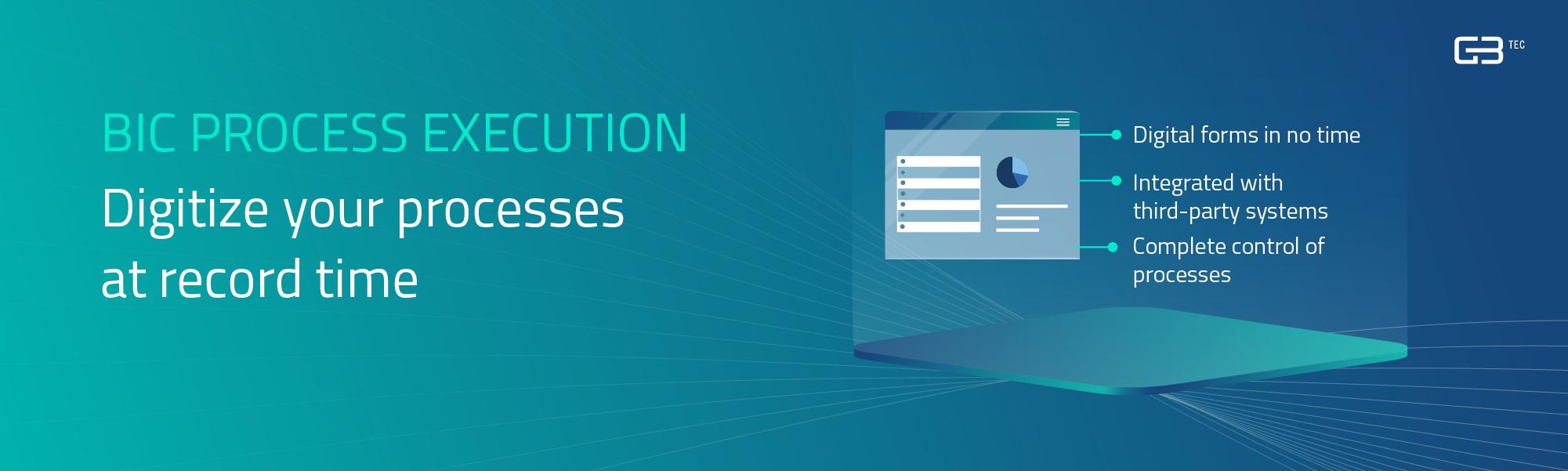 Bewertungen BIC Process Execution: Prozesse ausführen und automatisieren mit BIC Execution - appvizer