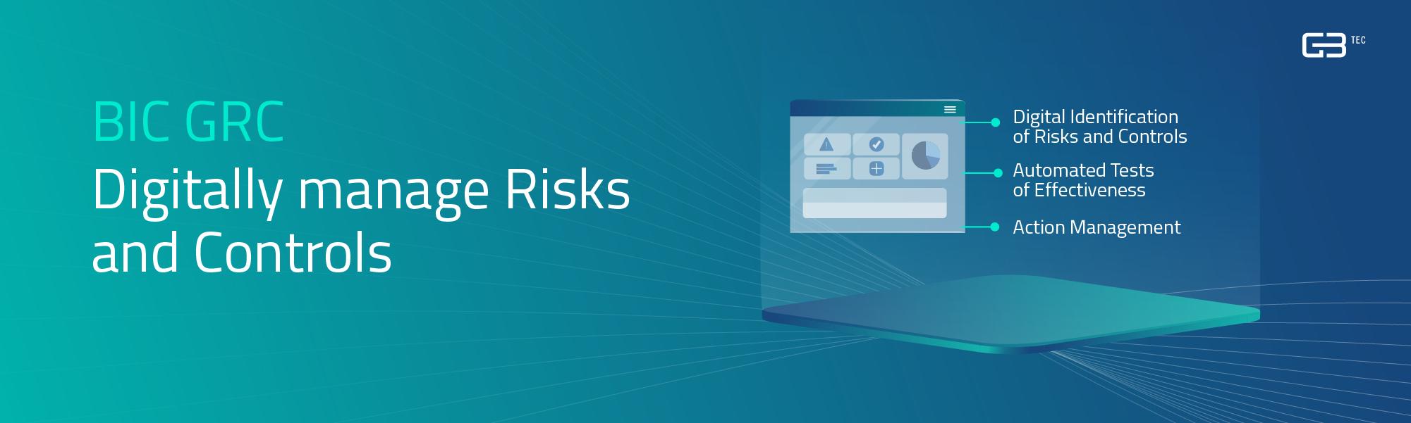 Bewertungen BIC GRC: GRC Software für ein verantwortungsvolles Management Ihrer R - appvizer