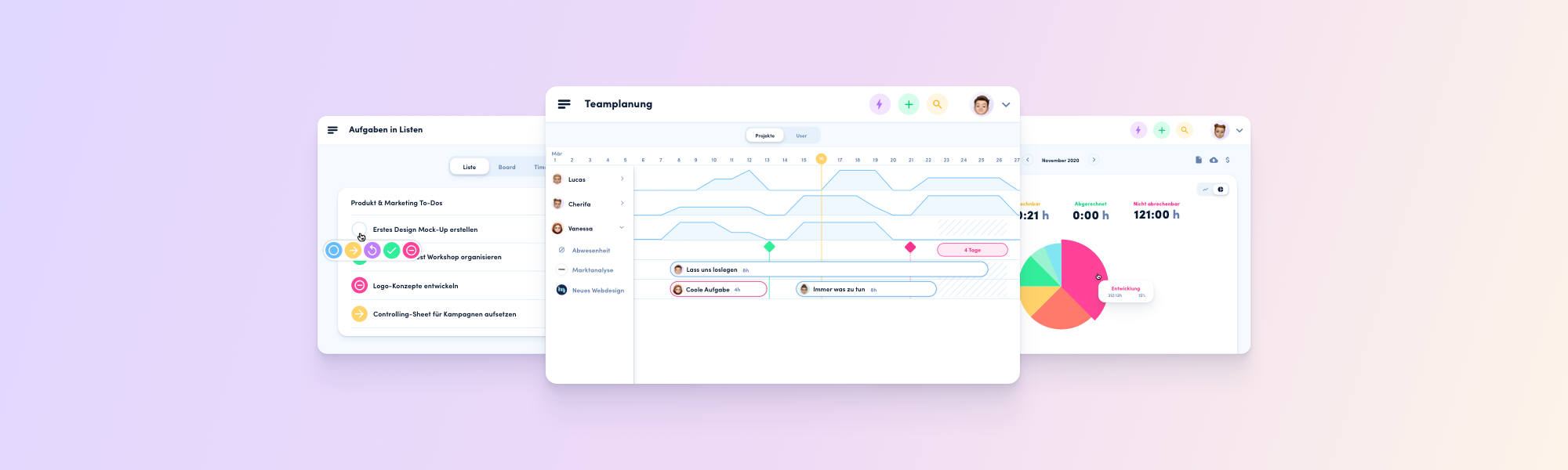 Bewertungen awork: Joyful Work Management - für kreative Teams - appvizer