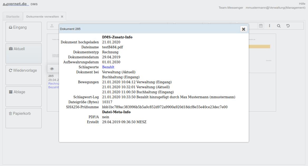 DMS Software aus Deutschland