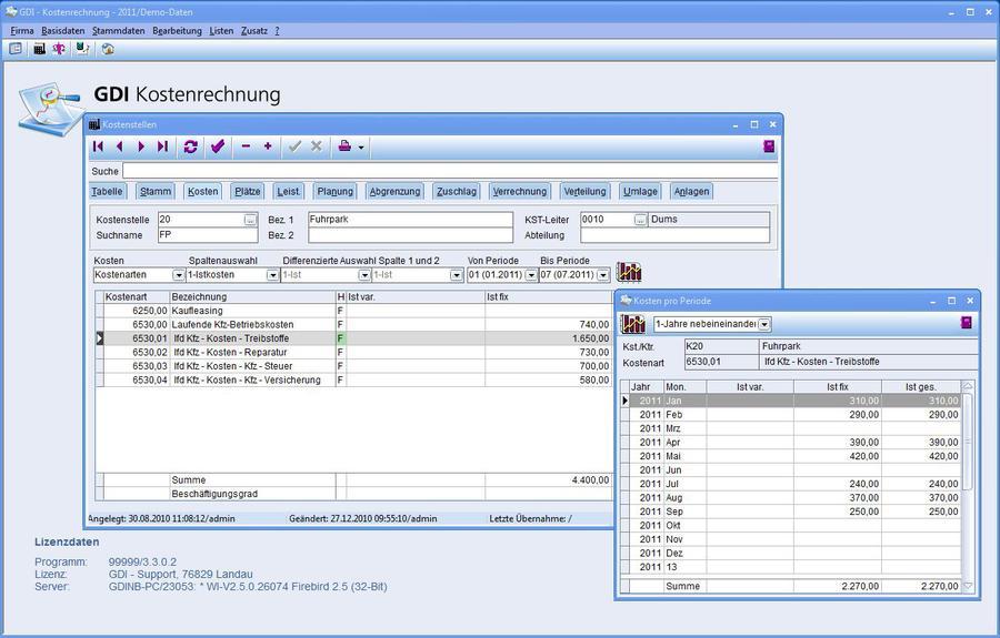 GDI Lohn & Gehalt-Tiefenanalyse-screenshot