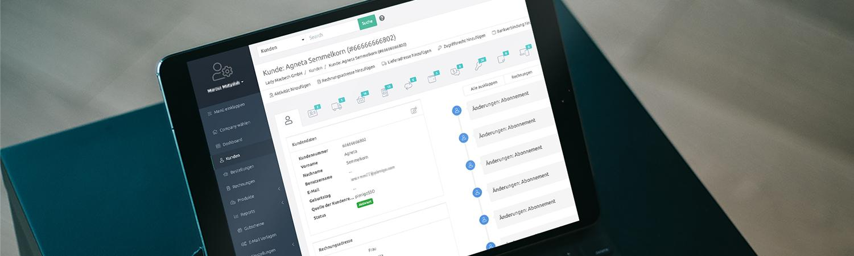 Bewertungen plenigo: Cloud-basiertes Subscription Management - Appvizer
