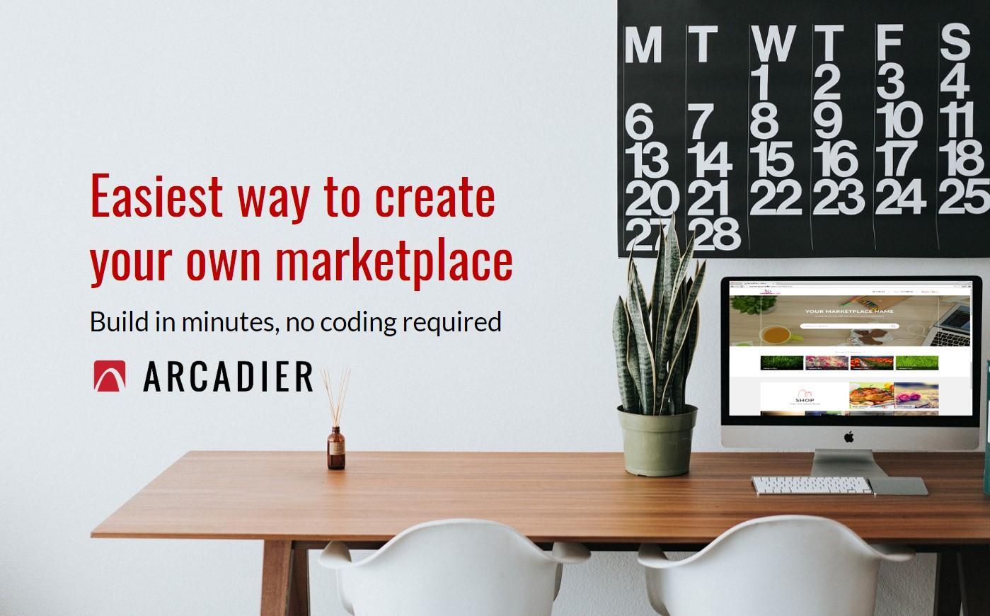 Bewertungen Arcadier: Software für Marketplace-Design - appvizer