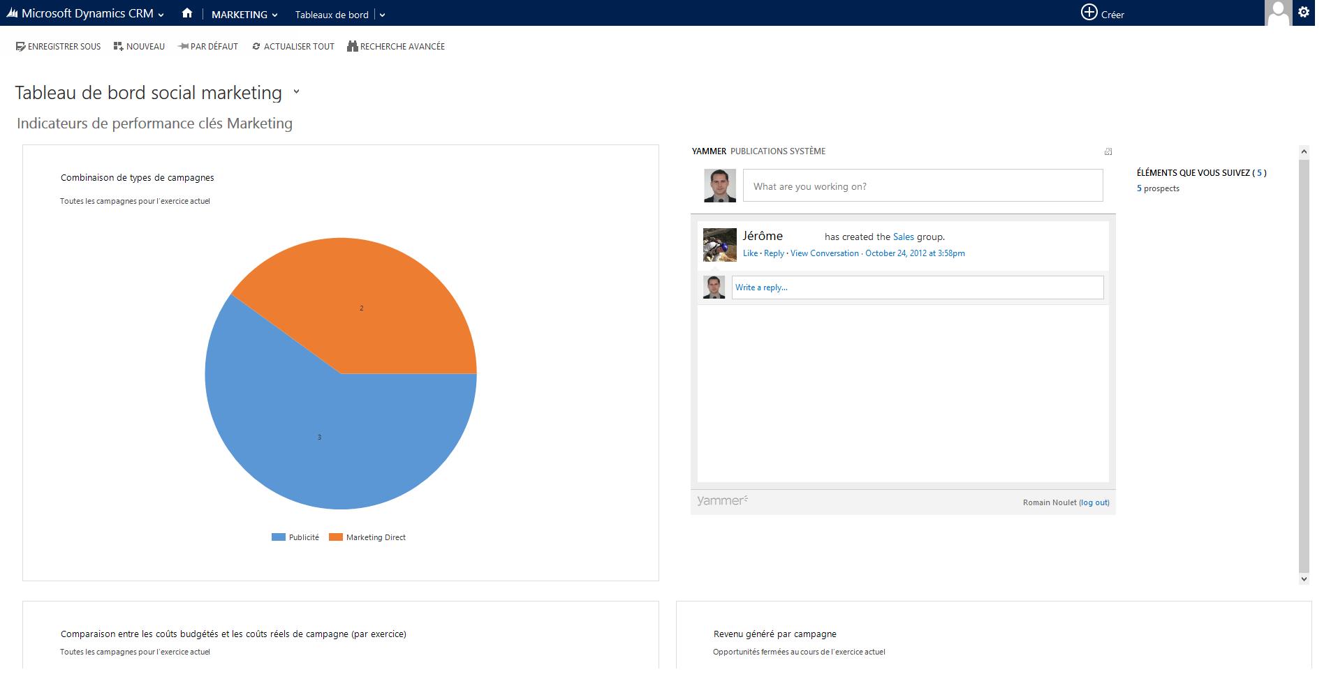 Microsoft Dynamics CRM: Kontakttyp, eine Versicherung gegen den Verlust von Daten, Etiketten