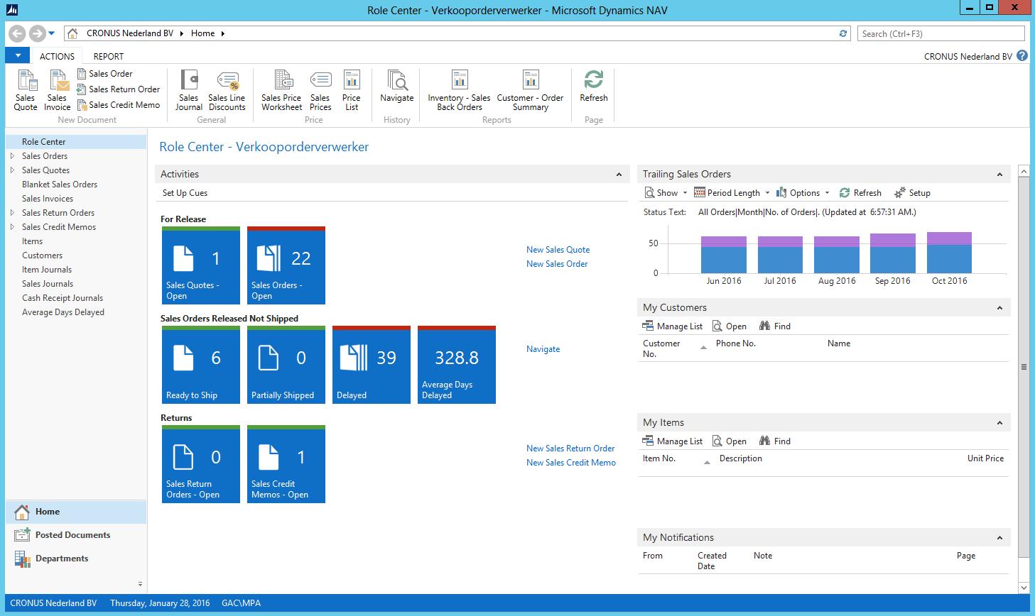 Microsoft Dynamics NAV: Auditierung, Zertifizierung (SAS 70, ISO 27001/2, TRUSTe), Extranet, Intranet & Community