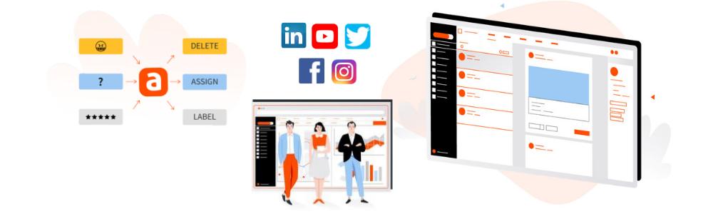 Bewertungen Agorapulse: Post-Planung und Monitoring Ihrer sozialen Netzwerke - appvizer