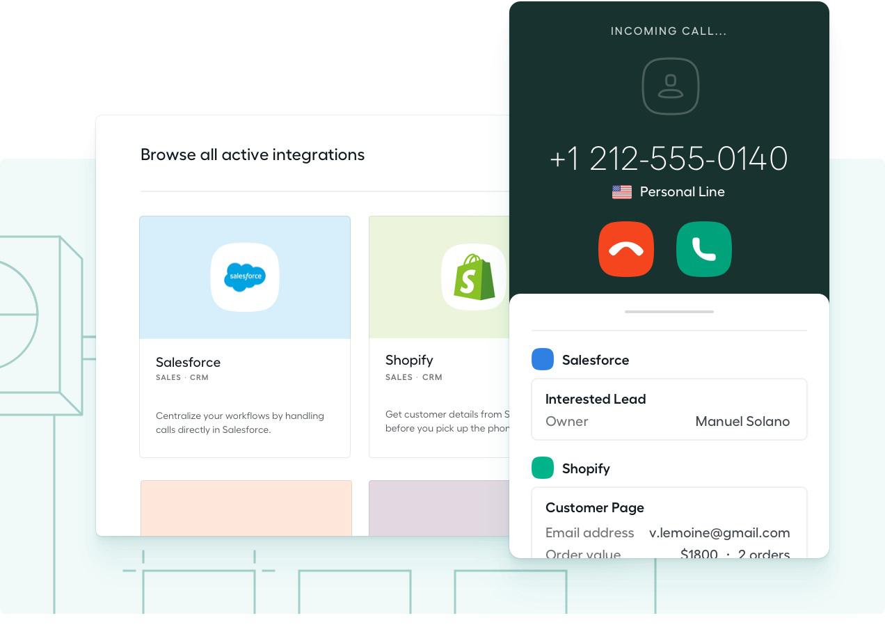 Bewertungen Aircall: Telefonielösung zugeschnitten für Ihre Business Tools - appvizer