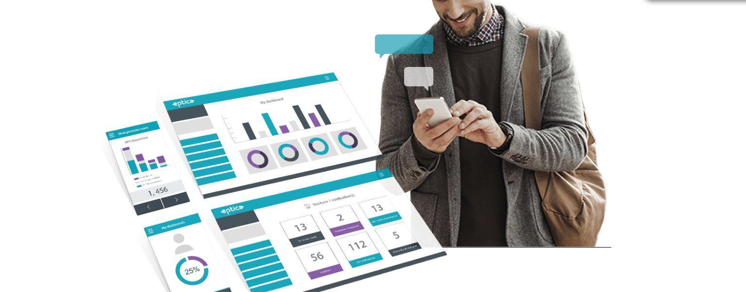 Bewertungen Eptica: Außergewöhnliche Customer Experience - Appvizer